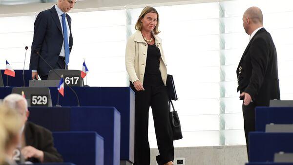 Федерика Могерини - Sputnik Србија