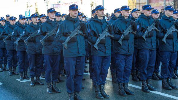 Specijalne jedinice policije RS - Sputnik Srbija