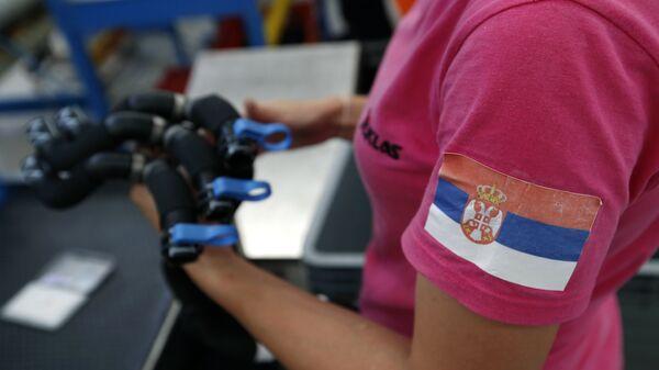 Србија, радница - Sputnik Србија