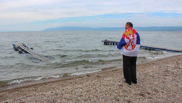 Konačno odredište - Bajkalsko jezero. - Sputnik Srbija