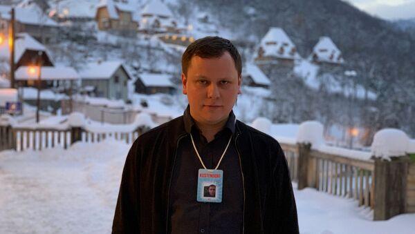 Иван Перекатов - Sputnik Србија