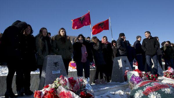 Албанци на Косову - Sputnik Србија