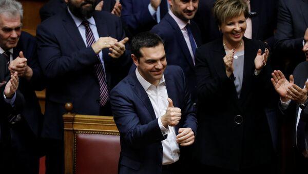 Алексис Ципрас - Sputnik Србија