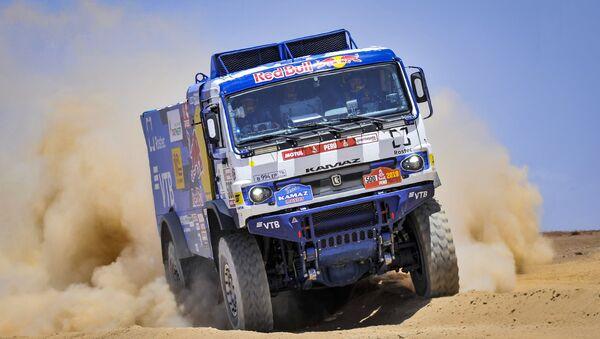 Kamion Kamaz Master na reliju Dakar - Sputnik Srbija