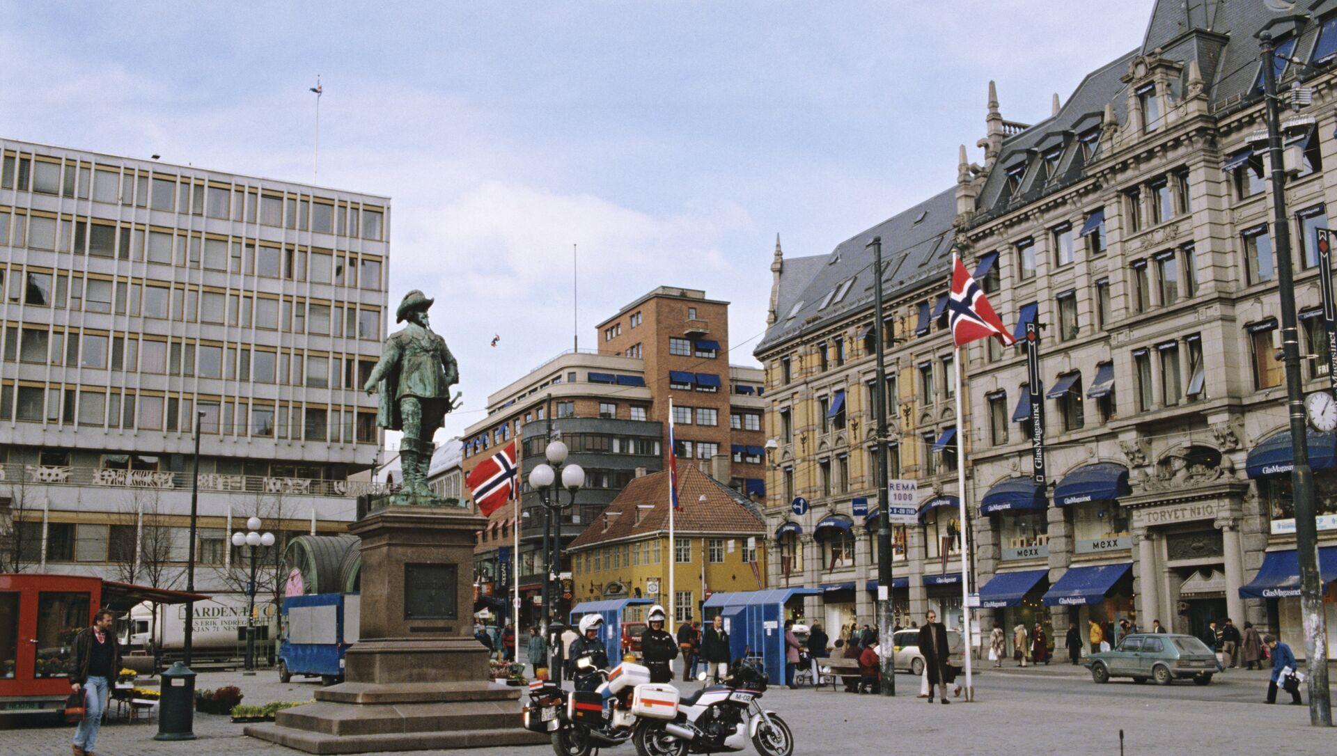 Oslo, prestonica Norveške - Sputnik Srbija, 1920, 21.06.2021