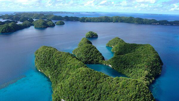 Pogled na Palau iz vazduha - Sputnik Srbija