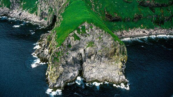 Kurilska ostrva - ostrvo Iturup - Sputnik Srbija