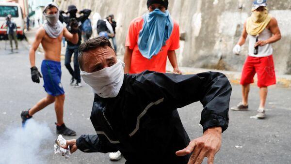 Venecuela, protesti - Sputnik Srbija