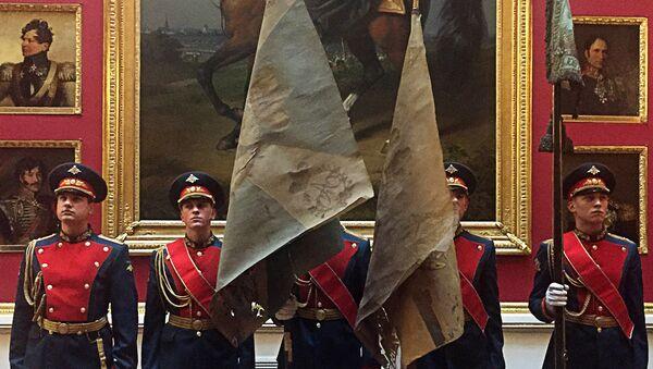 Одавање поште руском генералу Михаилу Милорадовићу у Санкт Петербургу - Sputnik Србија