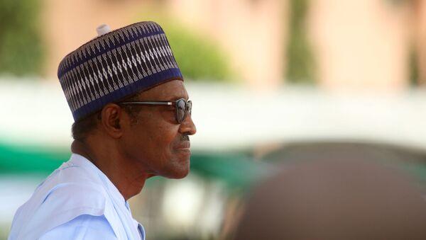 Председник Нигерије Мухамаду Бухари - Sputnik Србија