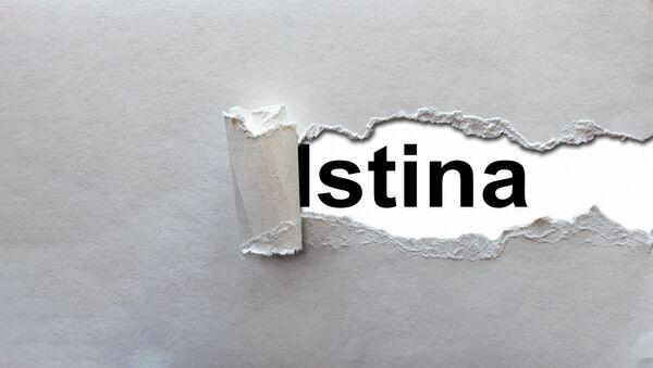 Istina - ilustracija - Sputnik Srbija