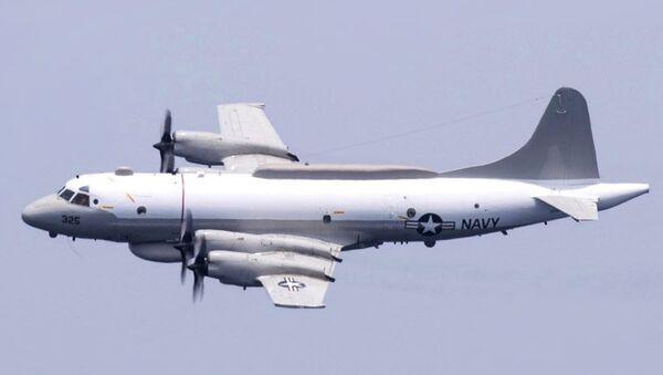 Američki izviđački avion EP-3E - Sputnik Srbija