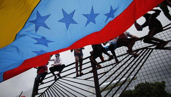 Zastava Venecuele - Sputnik Srbija