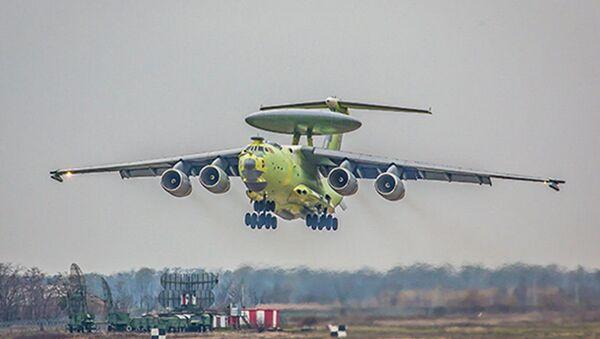 Ruski leteći radar A-100 Premijer - Sputnik Srbija