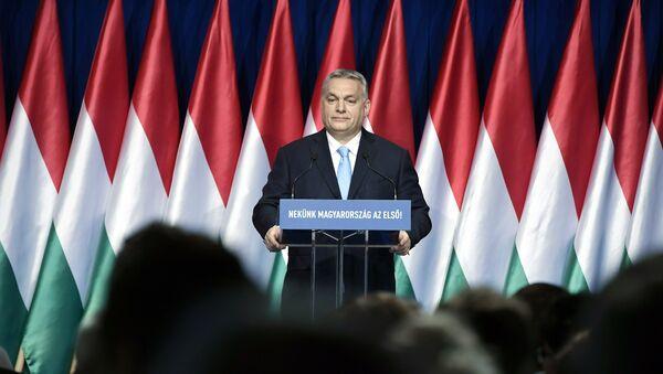 Виктор Орбан - Sputnik Србија