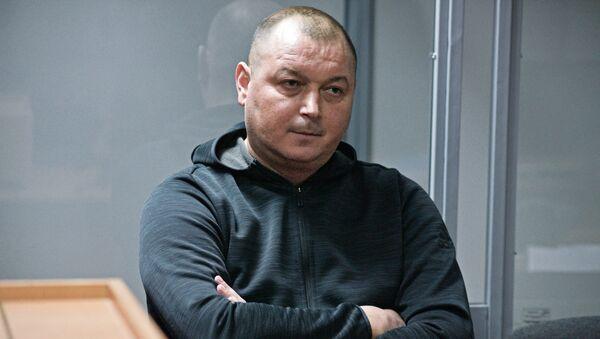 Kapetan broda Nord Vladimir Gorbenko na sudu - Sputnik Srbija