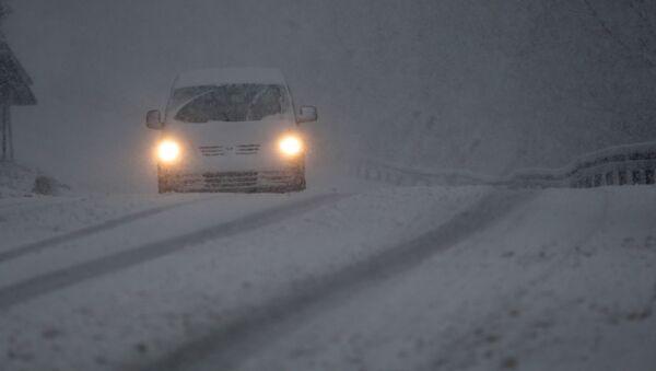 Снег и БиХ - Sputnik Србија