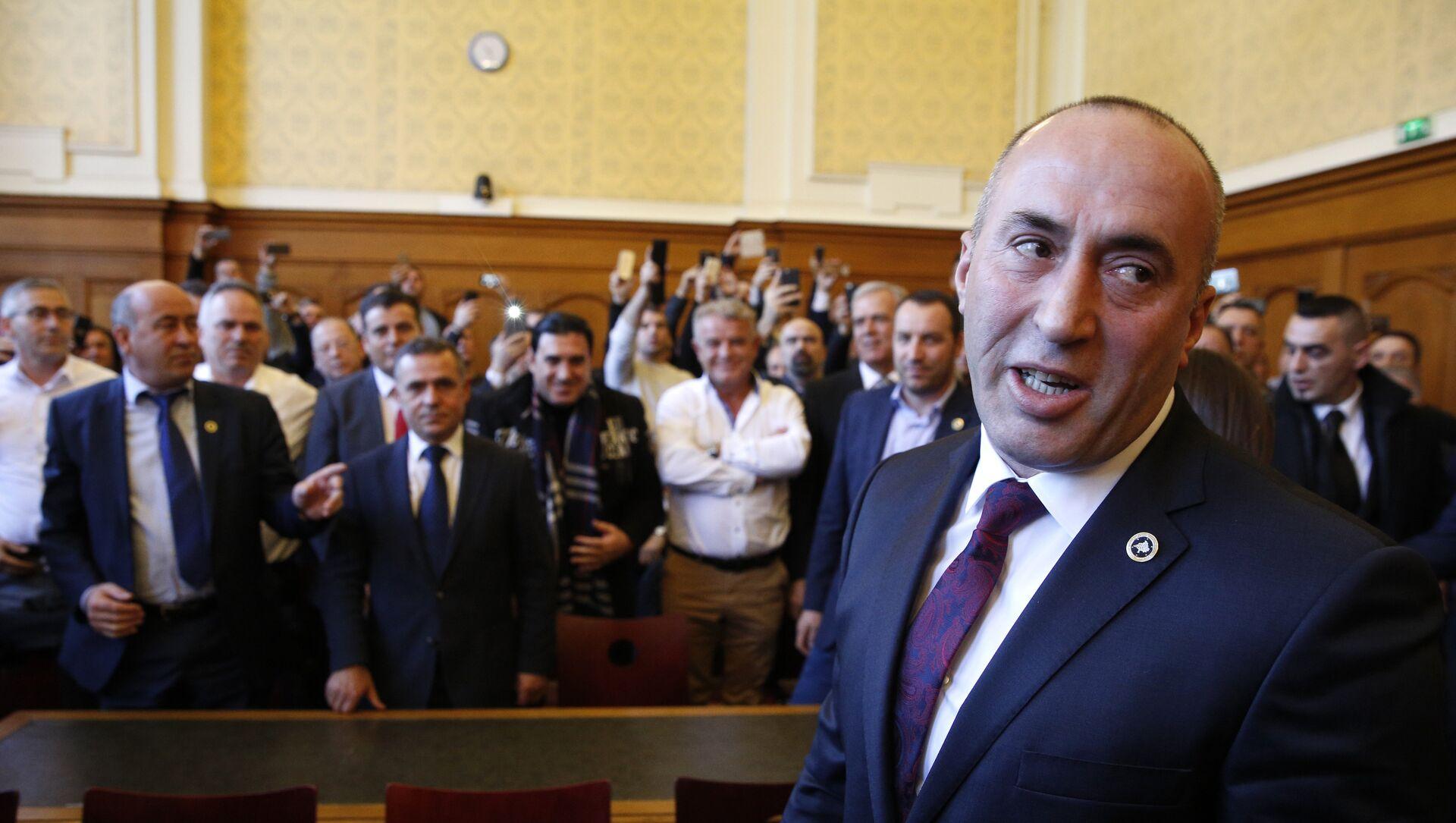 Ramuš Haradinaj - Sputnik Srbija, 1920, 06.02.2021