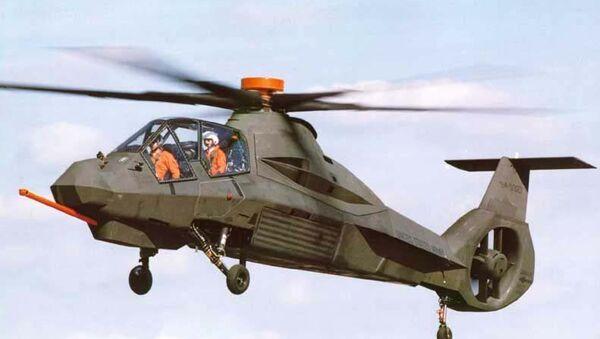 Američki izviđačko-borbeni helikopter RAH-66 Comanche - Sputnik Srbija
