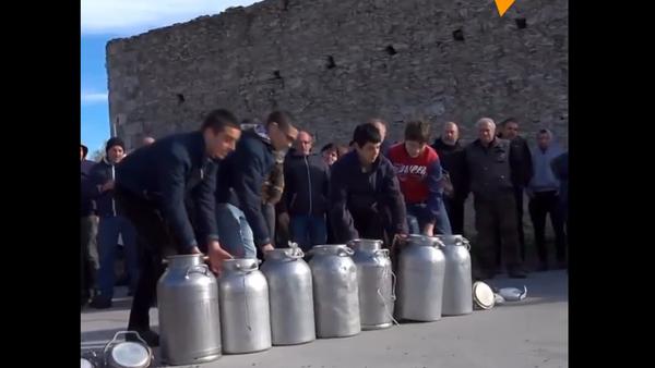 Italijanski farmeri - Sputnik Srbija