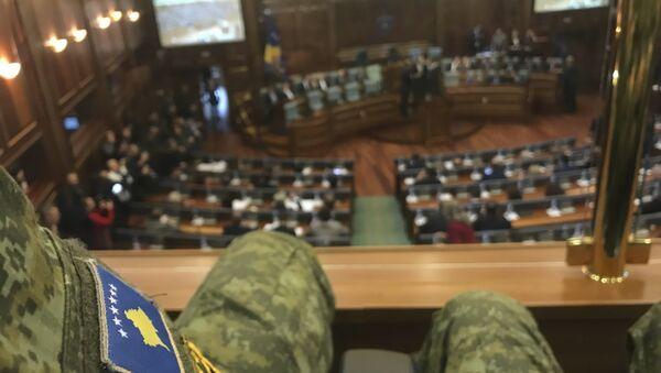 Kosovo parlament - Sputnik Srbija