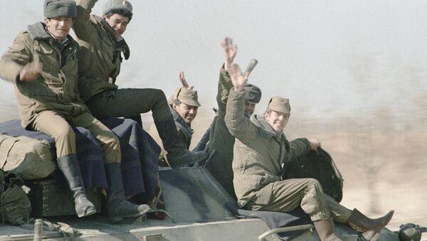 Повлачење совјетске војске из Авганистана - Sputnik Србија