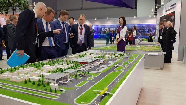 Руски инвестициони форум у Сочију - Sputnik Србија