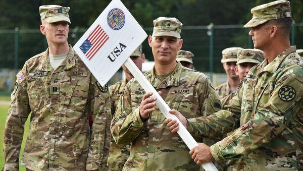 Војници САД, НАТО - Sputnik Србија