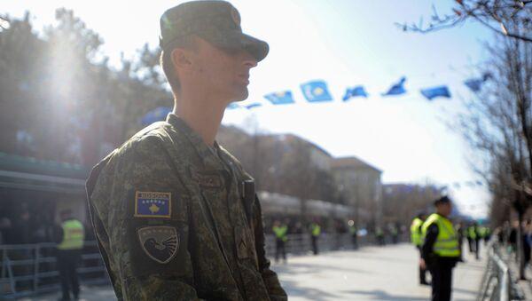 Kosovske bezbednosne snage - Sputnik Srbija