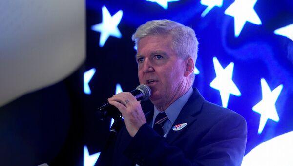 Амерички амбасадор у Београду Кајл Скот - Sputnik Србија