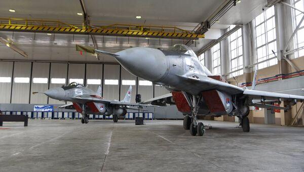 Srbija je od danas vlasnik još četiri MiG-a 29 - Sputnik Srbija