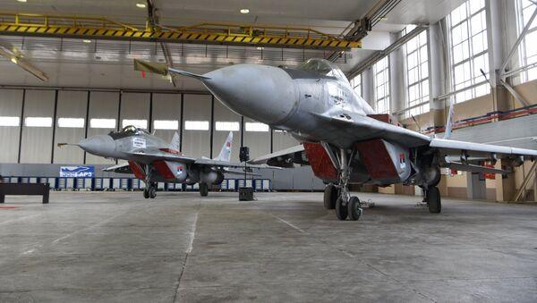 Српски Миг-29 - Sputnik Србија