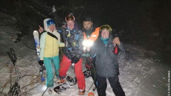 Руси спасени на Копаонику - Sputnik Србија