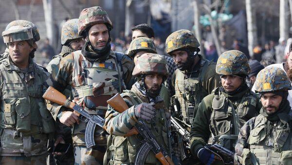 Индијски војници  - Sputnik Србија