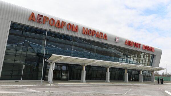 Aerodrom Morava - Sputnik Srbija