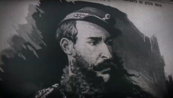 Pukovnik Nikolaj Rajevski - Sputnik Srbija