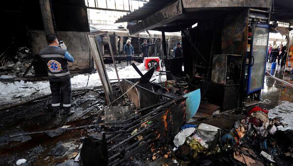 Nesreća u Kairu - Sputnik Srbija