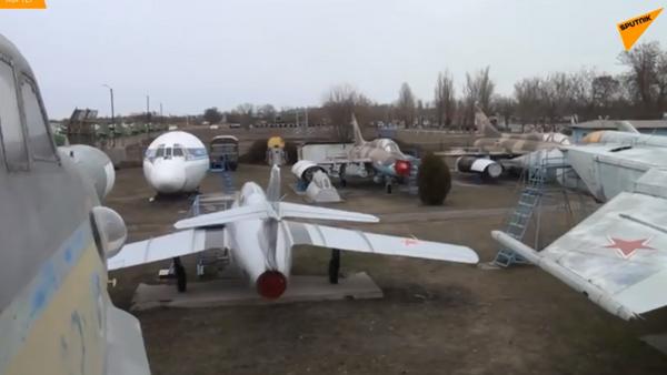 Muzej avijacije u Taganrogu u Rusiji - Sputnik Srbija