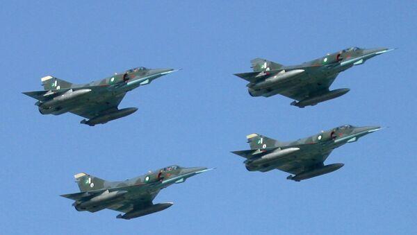 Пакистански авиони мираж - Sputnik Србија