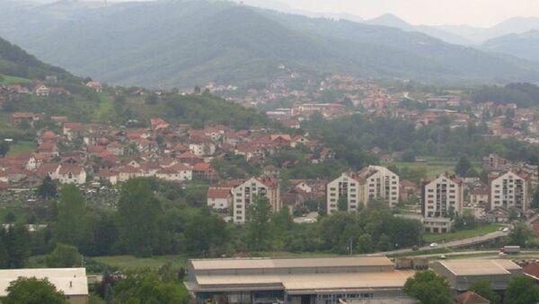 Брус, панорама - Sputnik Србија
