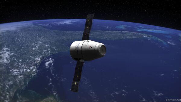 Svemirska kapsula Dragon - Sputnik Srbija