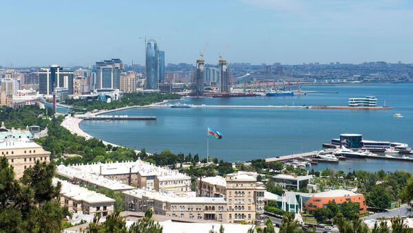 Баку, Каспијско море - Sputnik Србија