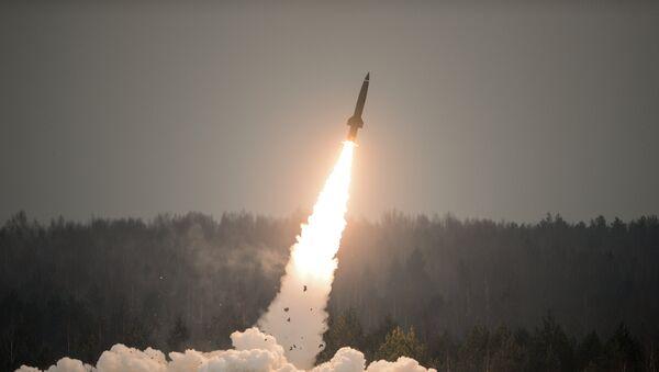 Lansiranje rakete - Sputnik Srbija