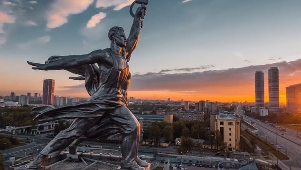 Moskva - Sputnik Srbija