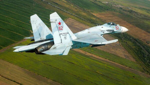 Su-27 - Sputnik Srbija