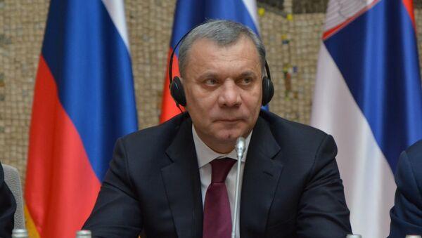 Јуриј Борисов - Sputnik Србија