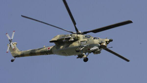 Borbeni helikopter nove generacije Mi-28N Noćni lovac - Sputnik Srbija