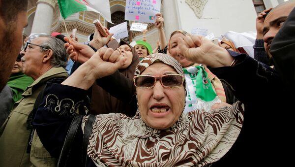 Protesti u Alžiru - Sputnik Srbija