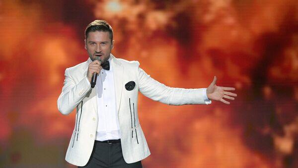Руски певач Сергеј Лазаров - Sputnik Србија