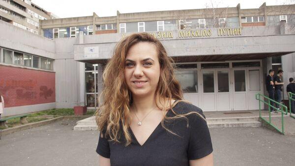 Dragana Možek - Sputnik Srbija